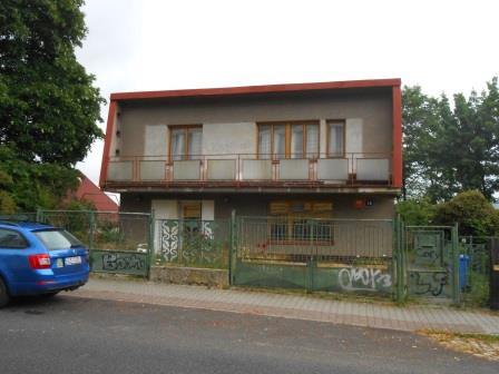Rodinný dům v Liberci - Valdštejnská - dražba